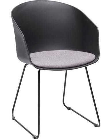 stolička s podrúčkami Bogart