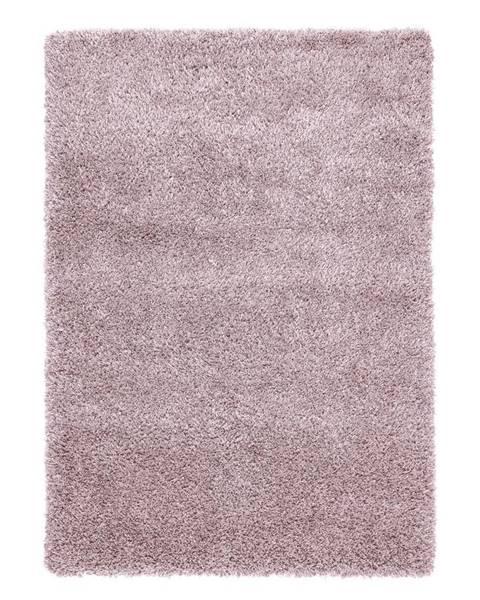 Möbelix Koberec S Vysokým Vlasom Lambada 3, 120/170cm, Ružová