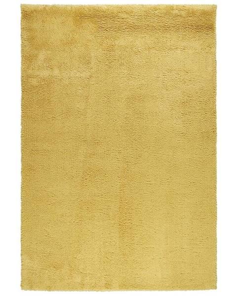 Möbelix Koberec Stefan 1, 80/150cm, Žltá