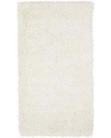 Koberec S Vysokým Vlasom Lambada 4, 160/230cm, Biela
