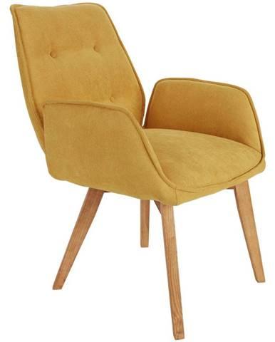 stolička s podrúčkami Bettina