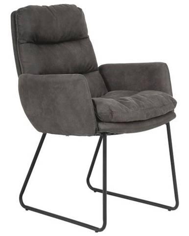 stolička s podrúčkami Elements