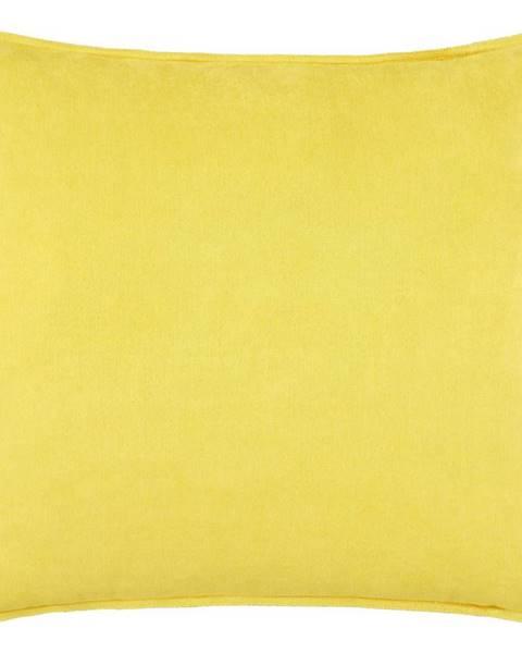Möbelix Dekoračný Vankúš Nizza Žltá, 60/60cm