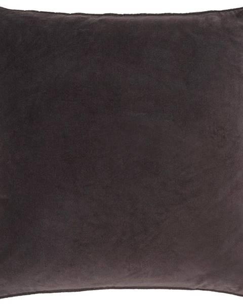 Möbelix Dekoračný Vankúš Susan, 60/60cm, Čierna