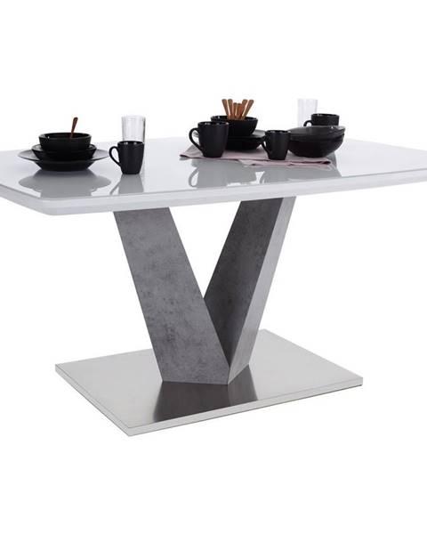Möbelix Jedálenský Stôl Nizza 160