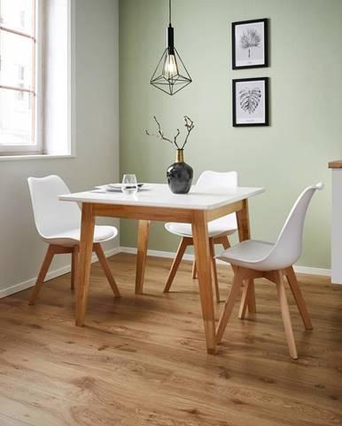 Jedálenský Stôl Harry 90x90 Cm