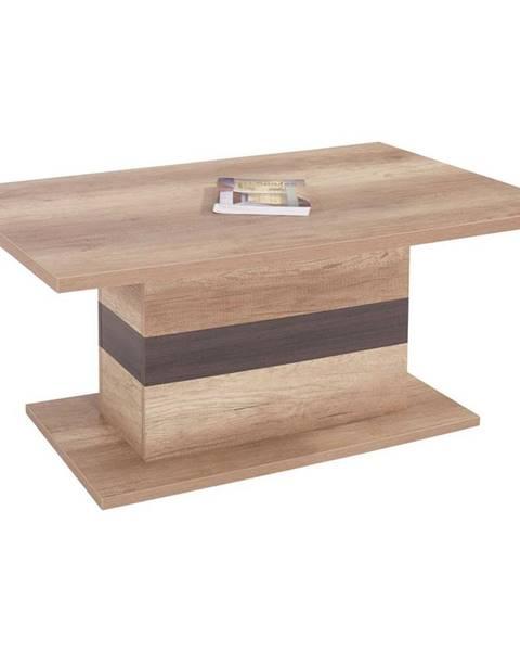 Möbelix konferenčný stolík Mali