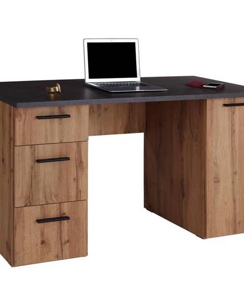 Möbelix Písací Stôl Ten