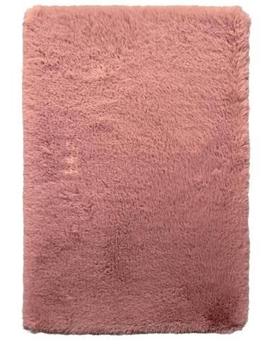 Umelá Kožušina Caroline 3, 160/220cm, Ružová