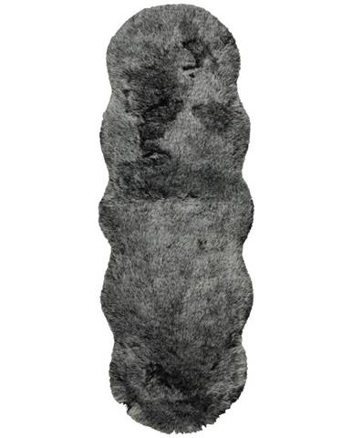Umelá Kožušina Chrisi 2, 55/160cm, Sivá