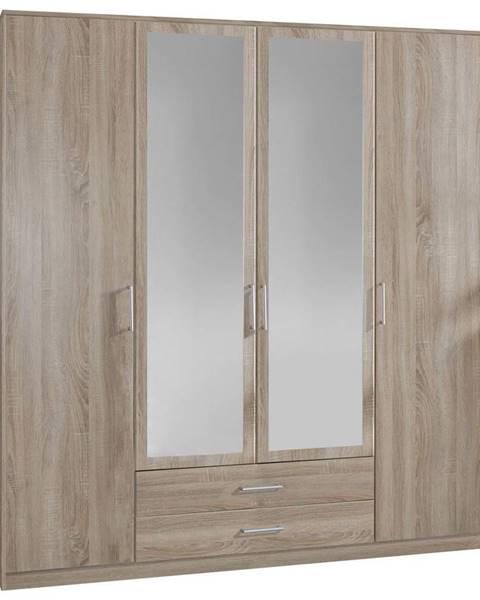 Möbelix Šatníková Skriňa Osaka Šírka 180cm