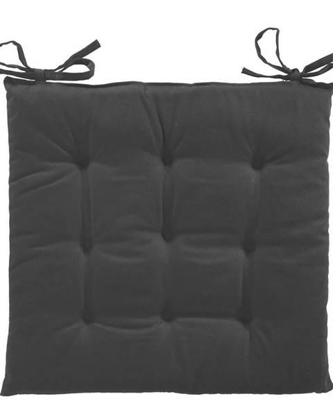 Möbelix Poduška Na Sedenie Lola-Based- 40/40/2cm, Čierna