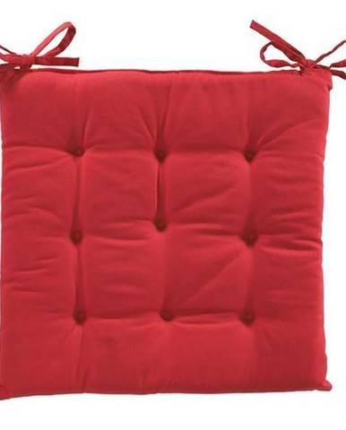Poduška Na Sedenie Lola-Based-,40/40/2cm, Červená