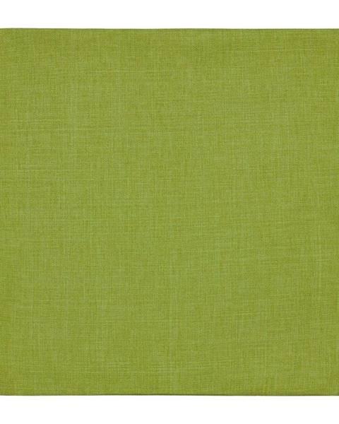 Möbelix Poťah Na Vankúš Vzhľad Ľanu, 50/50 Cm, Zelená