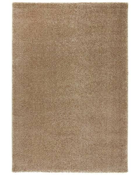 Möbelix Tkaný Koberec Rubin 2, 120/170cm, Béžová