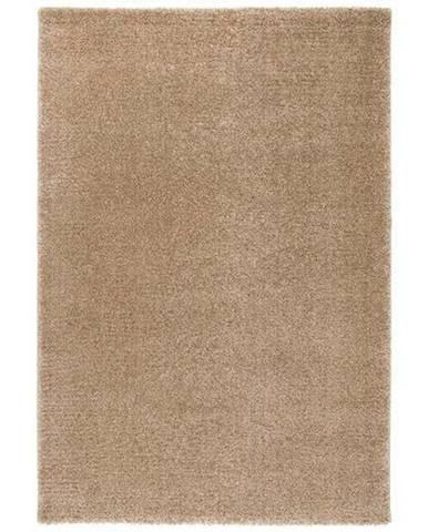 Tkaný Koberec Rubin 1, 80/150cm, Béžová