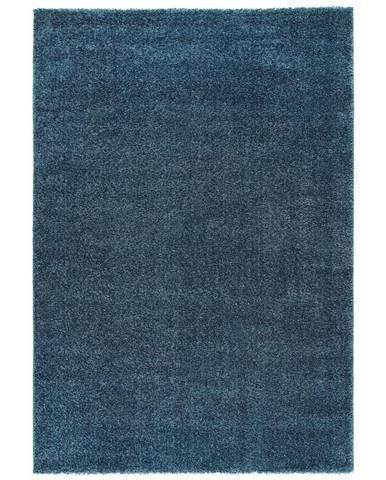 Tkaný Koberec Rubin 2, 120/170cm, Modrá