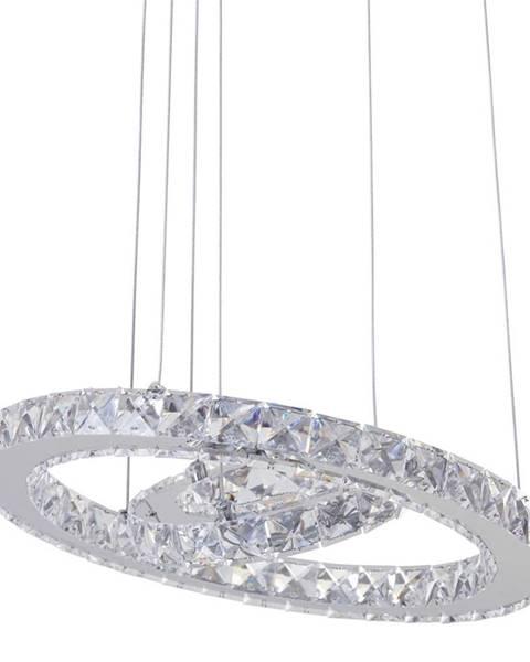 Möbelix Led Závesná Lampa Forli 100-150cm, 24 Watt