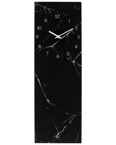 Nástenné Hodiny Glasart Ca. 20x60cm