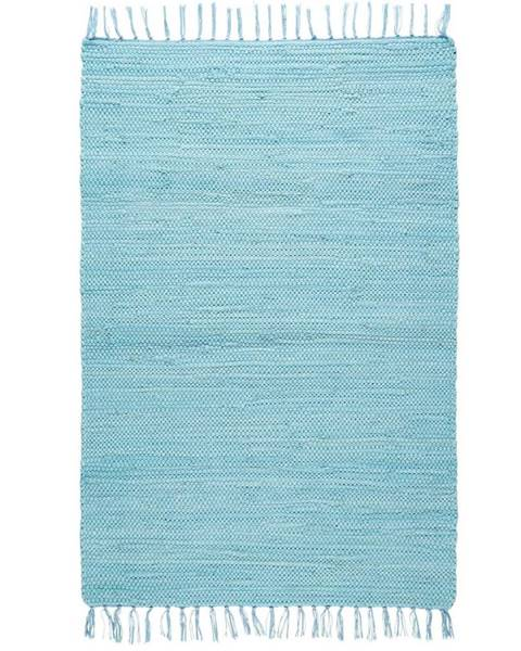 Möbelix Plátaný Koberec Julia 2, 70/130cm, Sv. Modrá