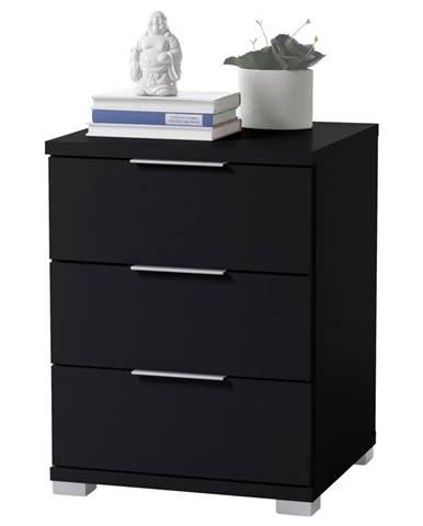 Nočný stolík Čierna