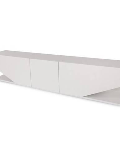 TV stolík INCI biela