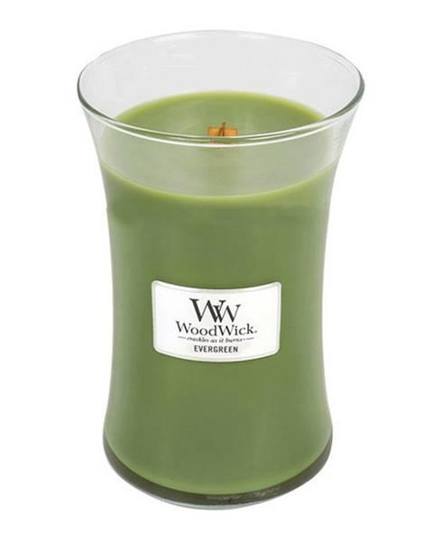 WoodWick Vonná sviečka WoodWick Vôňa ihličia, 110 hodín horenia