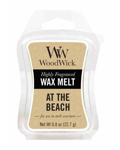 Vonný vosk do aromalampy WoodWick Na pláži, doba prevoňania 8 hodín