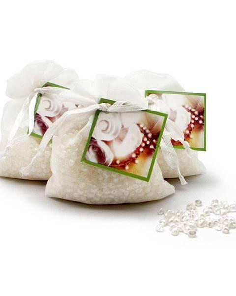 Ego Dekor Vonné vrecúško z organzy s vôňou bielych kvetín Ego Dekor Organza Flor Blanca