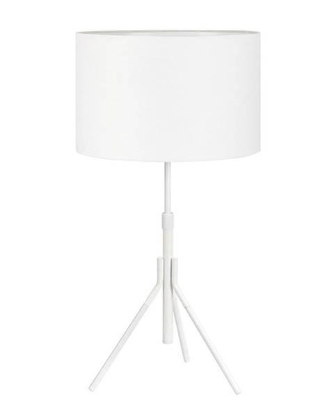 Markslöjd Biela stolová lampa Markslöjd Sling