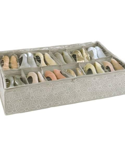 Wenko Úložný box na topánky Wenko Balance, 60 x 74 x 15 cm