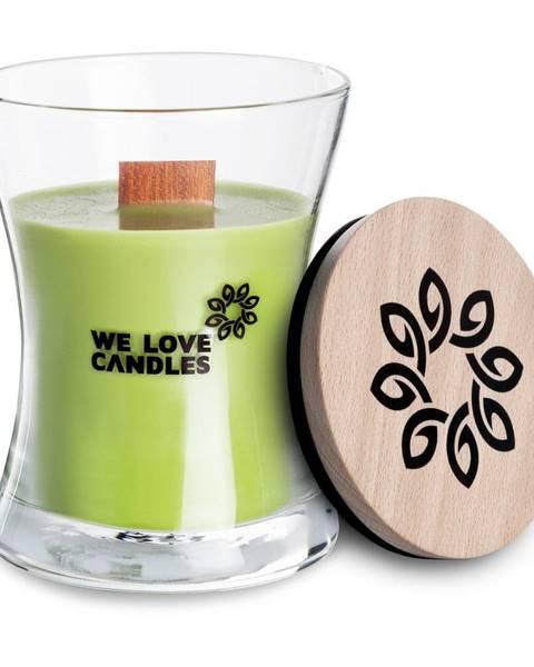 We Love Candles Sviečka zo sójového vosku We Love Candles Green Tea, doba horenia 48 hodín