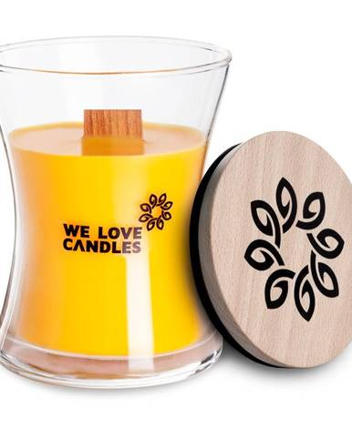 Sviečka zo sójového vosku We Love Candles Honeydew, doba horenia 21 hodín