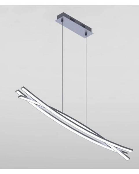 Möbelix Led Závesná Lampa Tillo 100/8/120 Cm, 30 Watt