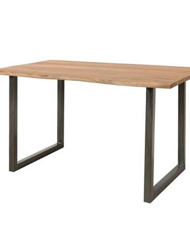 Jedálenský stôl GURU FOREST, akácia, 140 cm