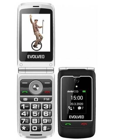 Mobilný telefón Evolveo EasyPhone FG čierny