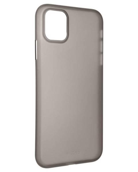 FIXED Kryt na mobil Fixed Peel na Apple iPhone 11 - kouřový