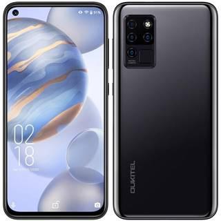 Mobilný telefón Oukitel C21 čierny