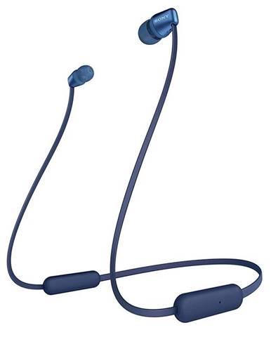 Slúchadlá Sony WI-C310 modrá