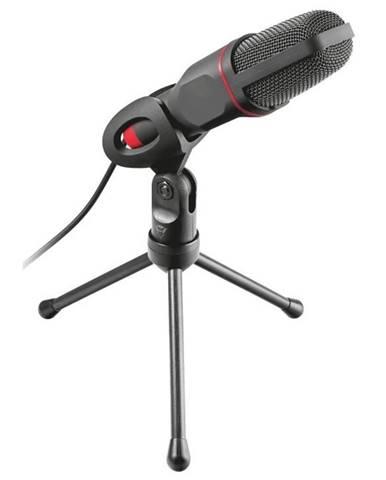 Mikrofón Trust GXT 212 Mico čierny
