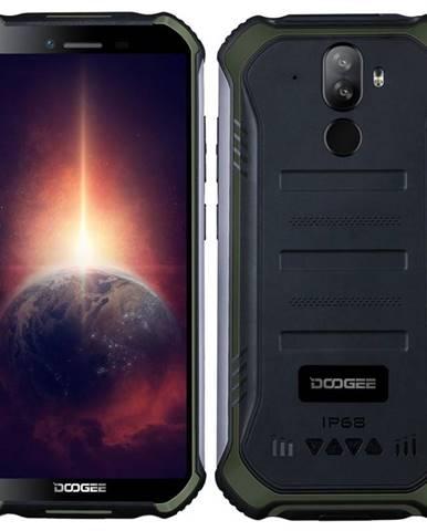 Mobilný telefón Doogee S40 Pro zelený
