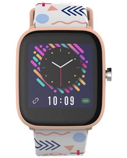 Carneo Inteligentné hodinky Carneo TIK@TOK HR girl