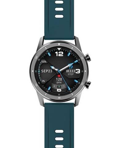 Inteligentné hodinky Aligator Watch Pro sivé