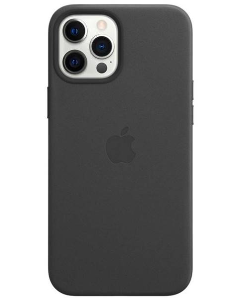 Apple Kryt na mobil Apple Leather Case s MagSafe pro iPhone 12 Pro Max -