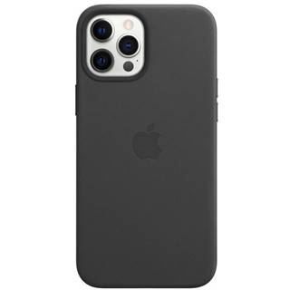 Kryt na mobil Apple Leather Case s MagSafe pro iPhone 12 Pro Max -