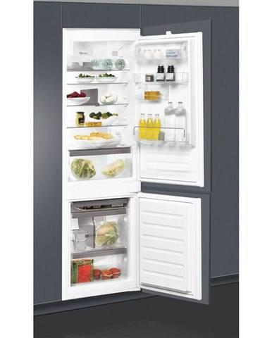 Kombinácia chladničky s mrazničkou Whirlpool ART 6711 SF2 biele