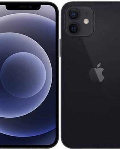 Mobilný telefón Apple iPhone 12 mini 64 GB - Black