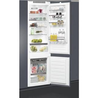 Kombinácia chladničky s mrazničkou Whirlpool ART 98101 biele