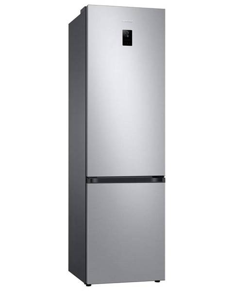 Samsung Kombinácia chladničky s mrazničkou Samsung Rb38t676dsa/EF strieborn