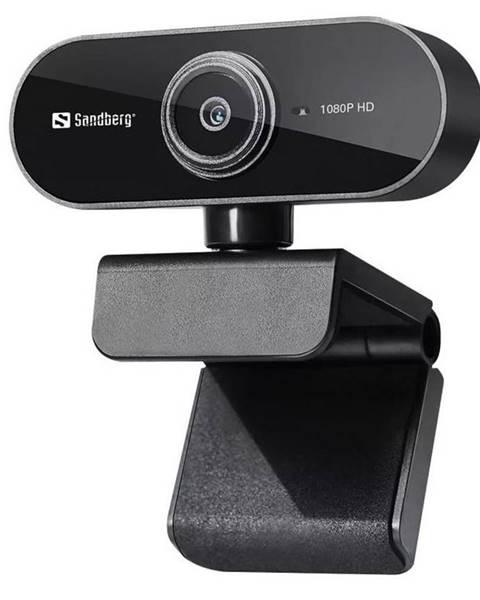 Sandberg Webkamera Sandberg Webcam Flex 1080P HD